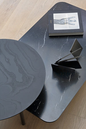 Bitop Table with Marble Top - Coedition - Do Shop