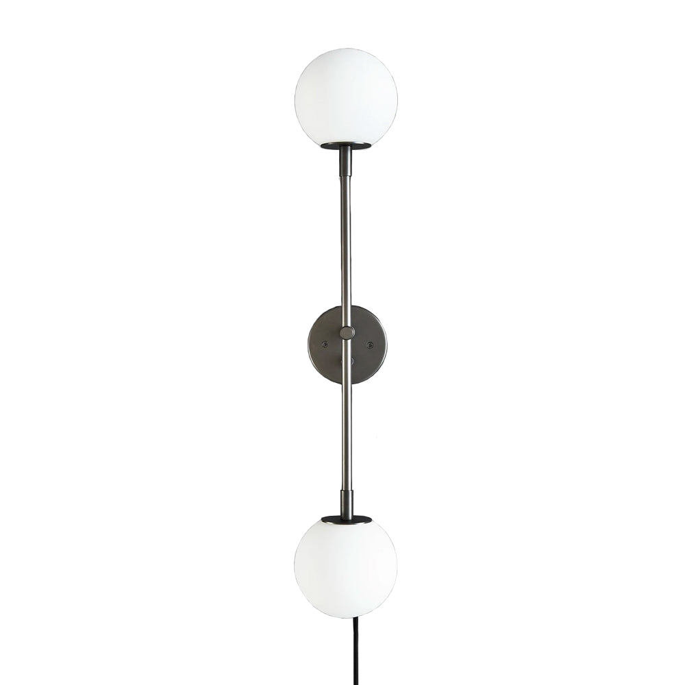 Drop Wall Lamp Bulb Oxidised by 101 Copenhagen | Do Shop