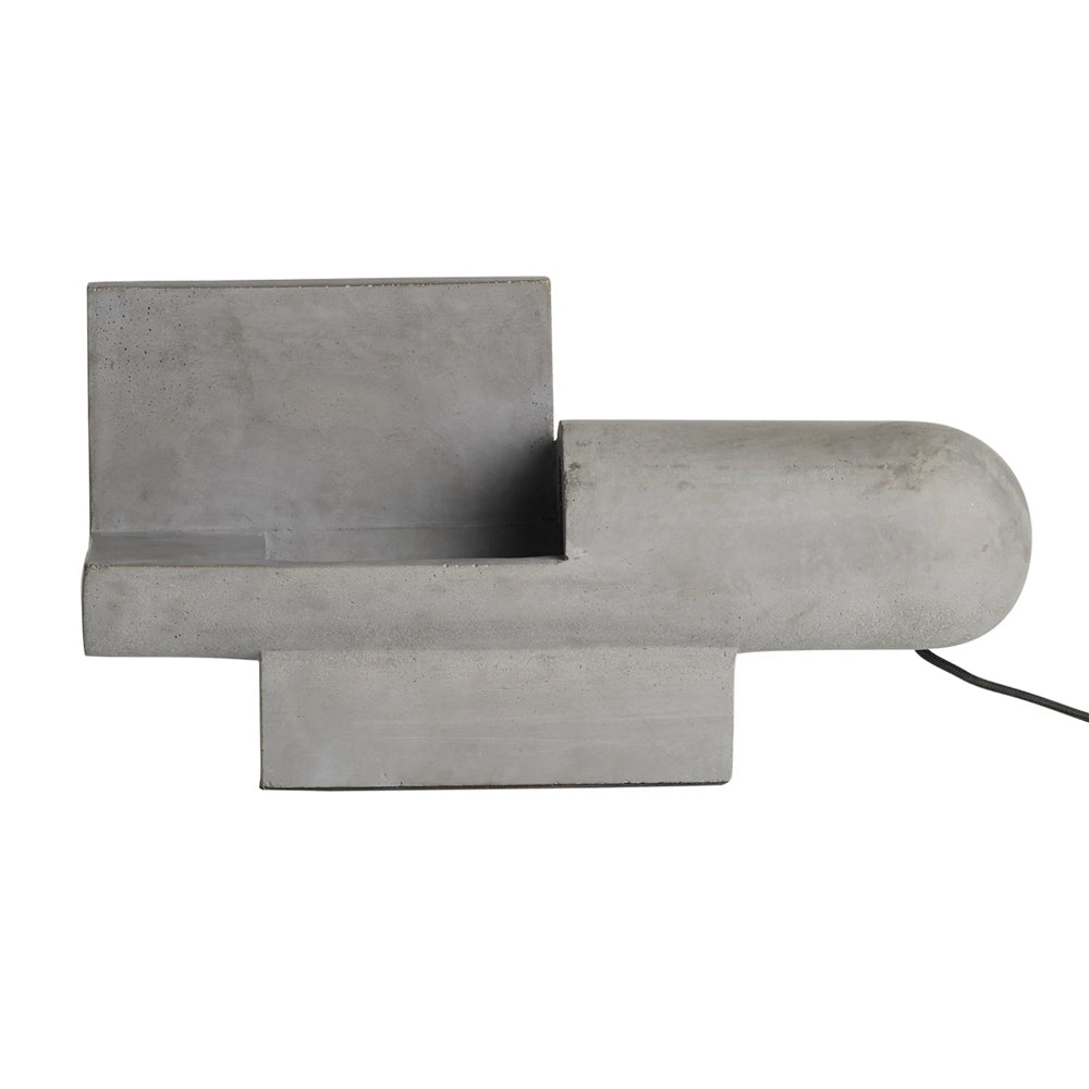 Brutalist Table Lamp by 101 Copenhagen | Do Shop
