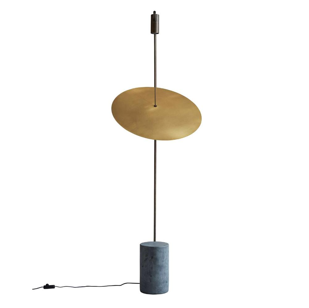 The Moon Floor Lamp by 101 Copenhagen | Do Shop