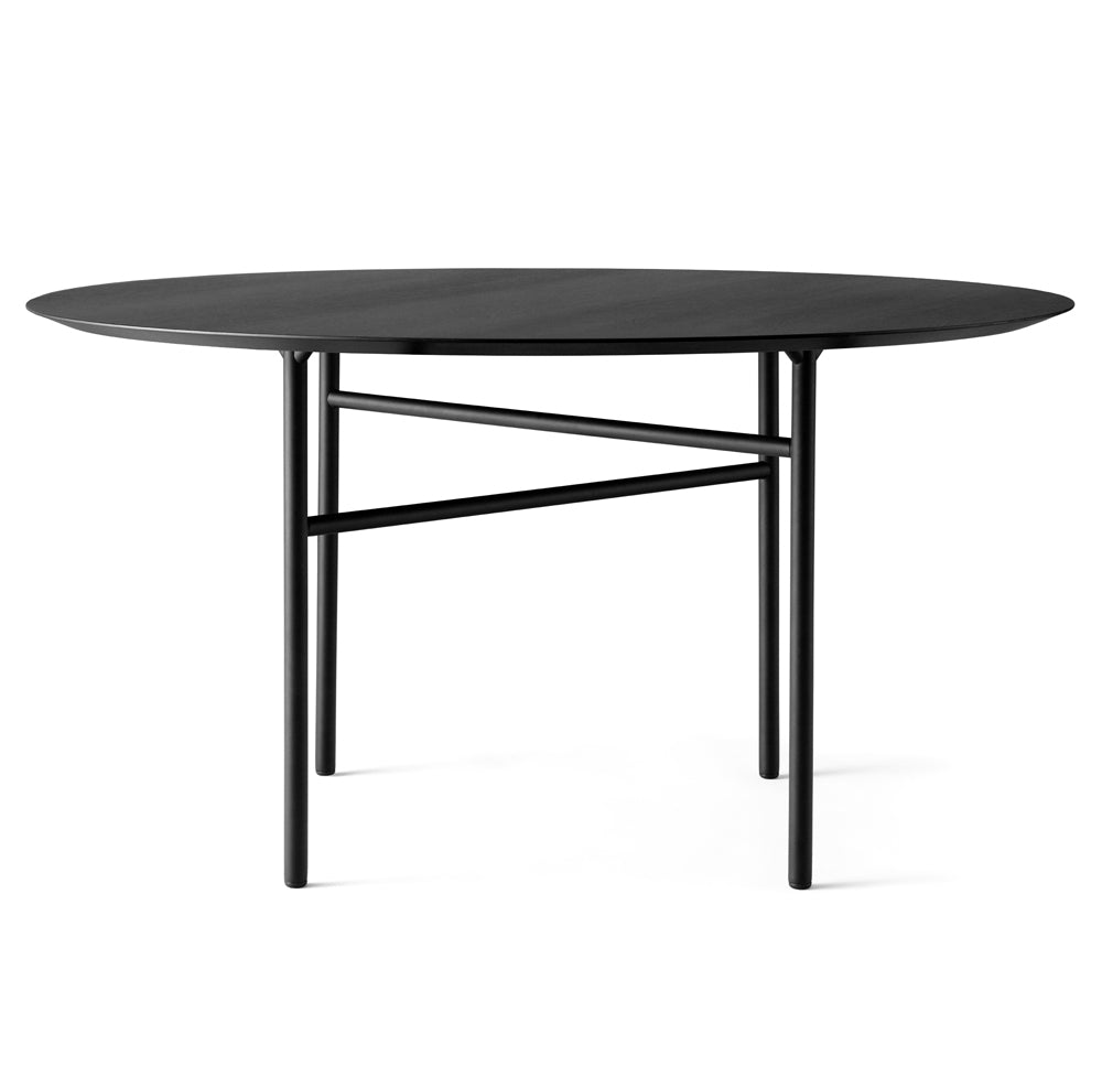 Snaregade Table - Round - Black - Menu - Do Shop