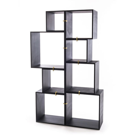 Assemblage Bookshelf - 8 Modules - Seletti - Do Shop