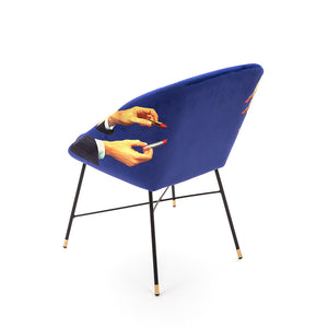 Lipsticks - Padded Chair - Seletti Wears Toiletpaper - Do Shop