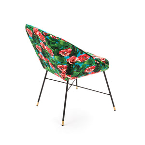 Roses - Padded Chair - Seletti Wears Toiletpaper - Do Shop