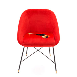 Revolver - Padded Chair - Seletti Wears Toiletpaper - Do Shop