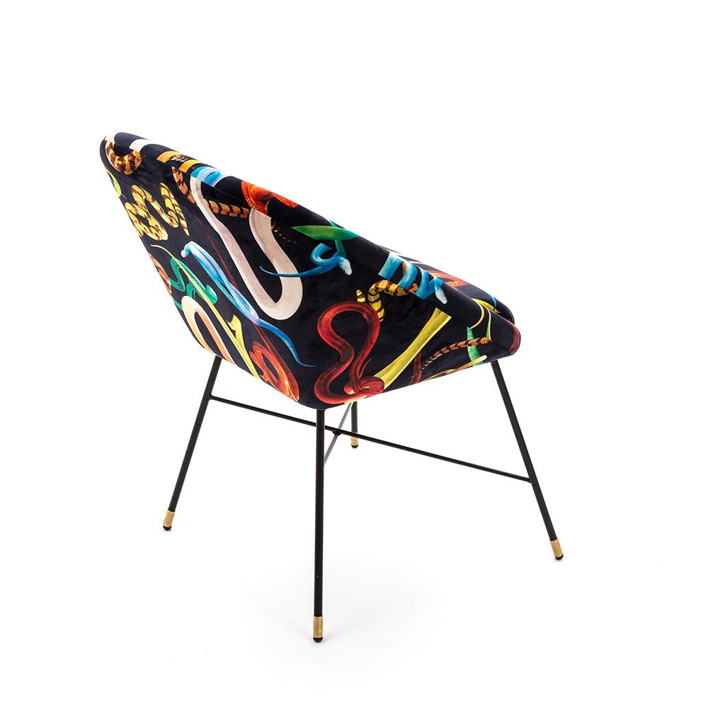 Snakes - Padded Chair - Seletti Wears Toiletpaper - Do Shop