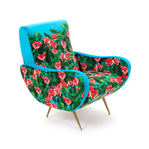 Roses - Armchair - Seletti Wears Toiletpaper - Do Shop