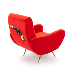 Revolver - Armchair - Seletti Wears Toiletpaper - Do Shop