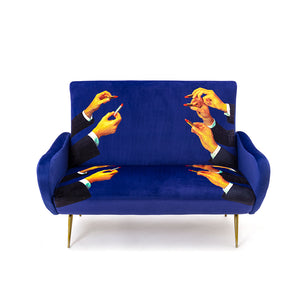 Lipsticks - 2 Seater Sofa - Seletti Wears Toiletpaper - Do Shop