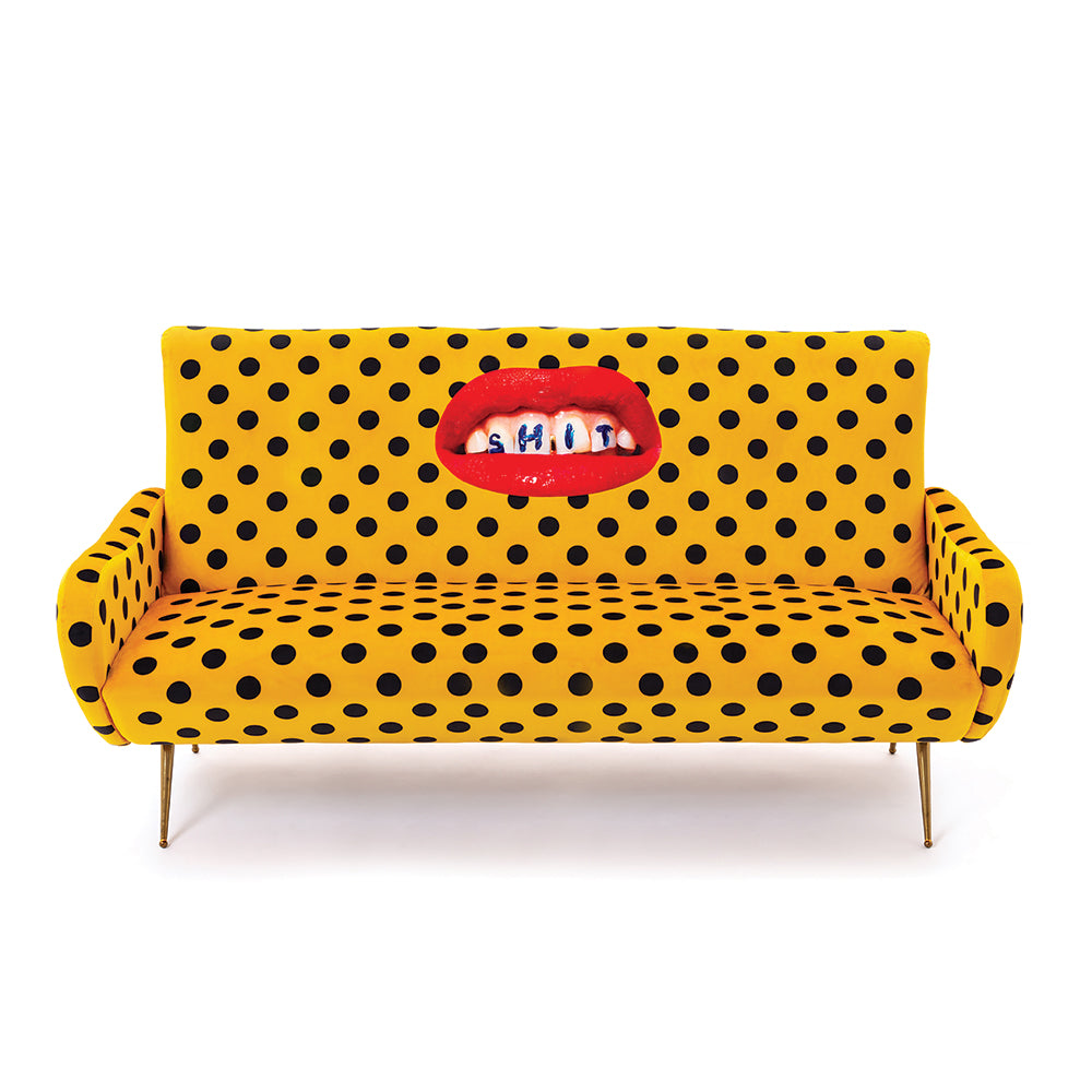 Shit - 3 Seater Sofa - Seletti Wears Toiletpaper - Do Shop