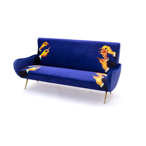 Lipsticks - 3 Seater Sofa - Seletti Wears Toiletpaper - Do Shop