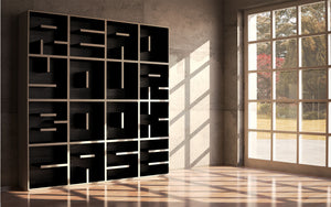 ABC Bookcase - Saporiti - Do Shop