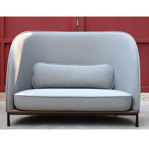 Arc Sofa Highback Love Seat - Stellar Works - Do Shop