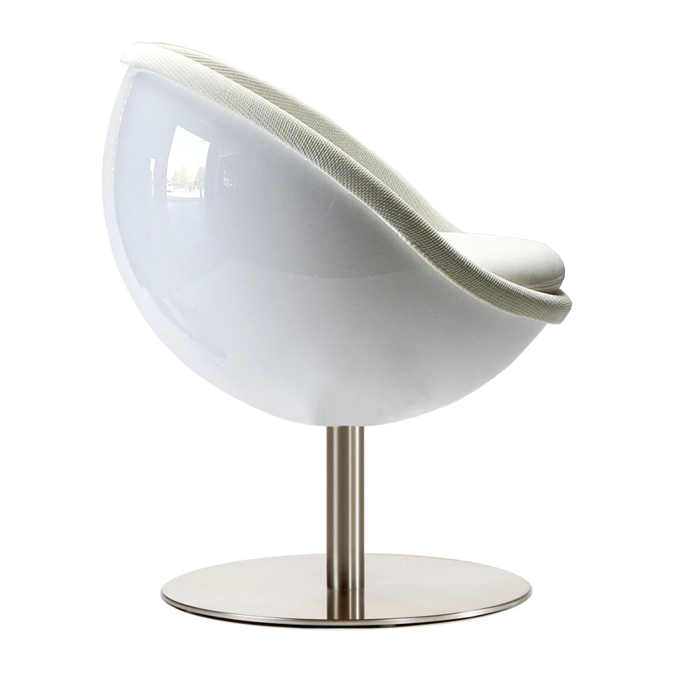 Art White Ball Dinner / Cocktail Chair - Lillus - Lento - Do Shop