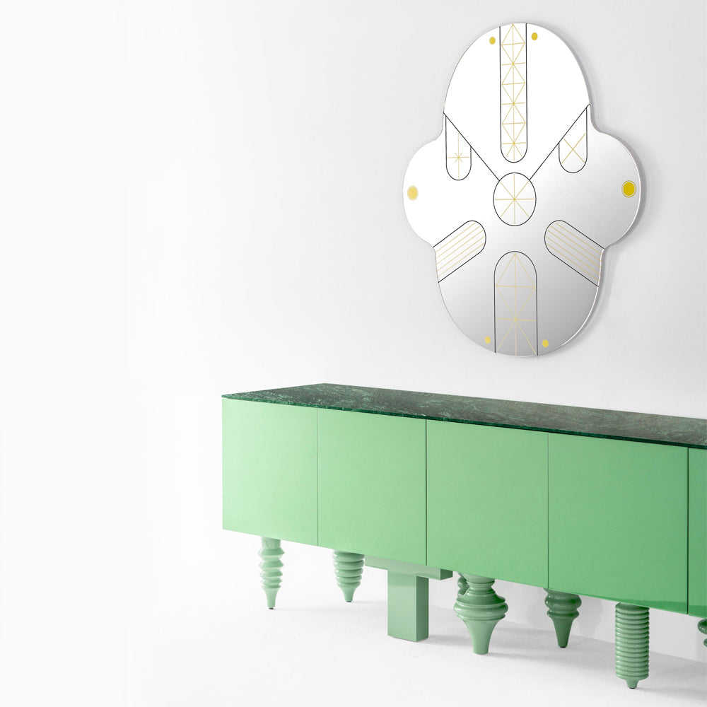 Multileg Showtime Cabinet by BD Barcelona Design | Do Shop