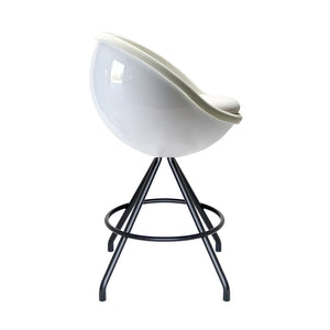 Art White Counter Stool - Lillus - Lento - Do Shop