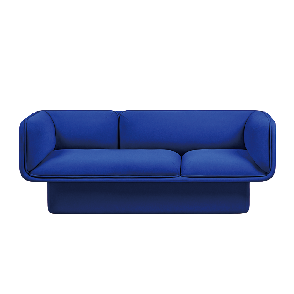 Block 2 Seater Sofa - Missana - Do Shop