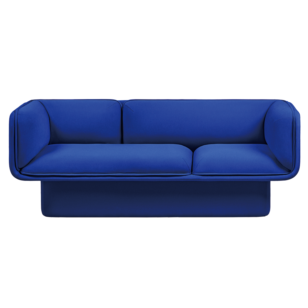 Block Sofa 3 Seater - Missana - Do Shop