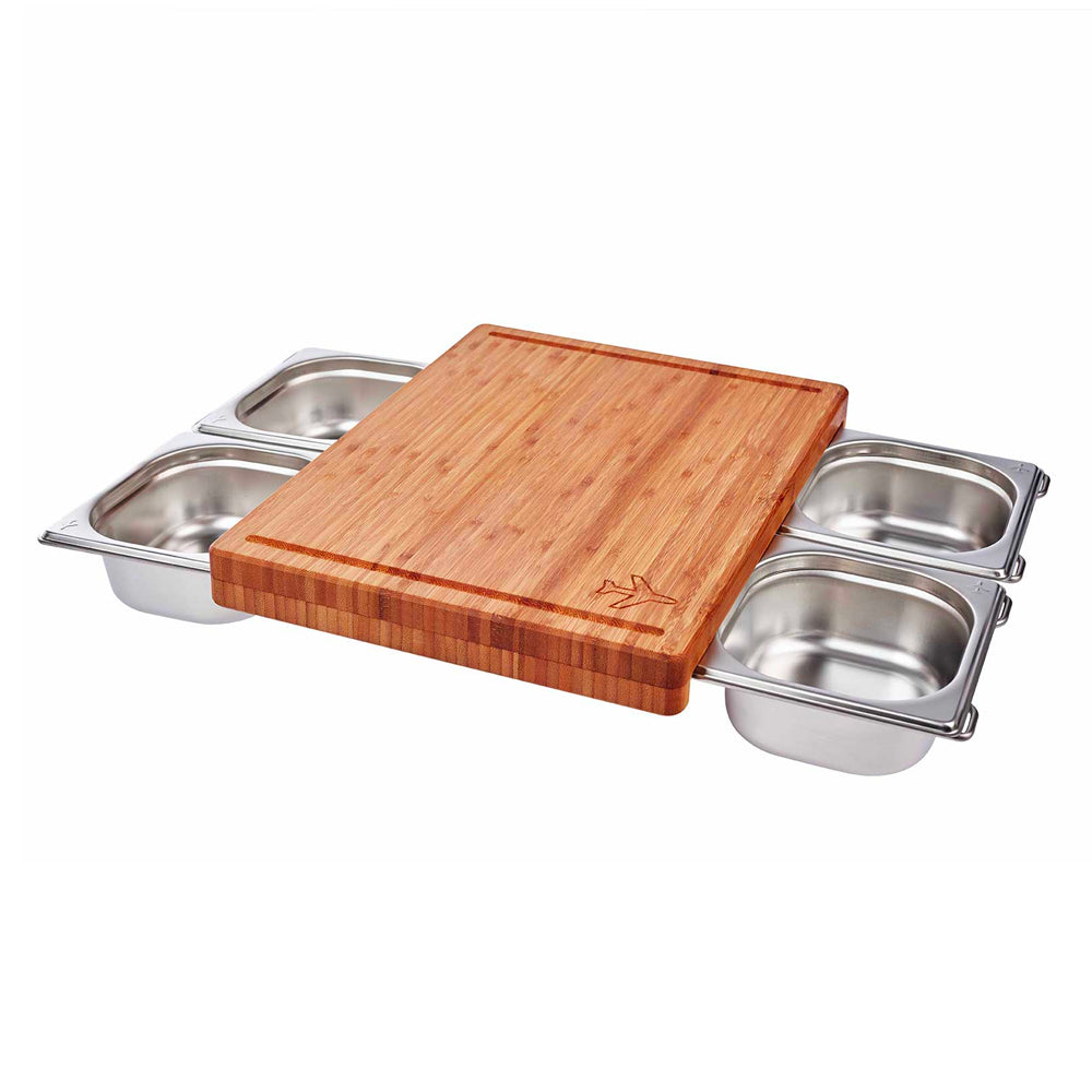 Frankfurter Brett Chopping Board - Trolley Equipment by Bordbar | Do Shop