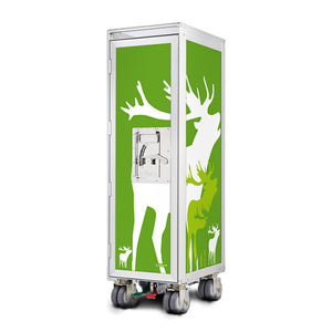 Bordbar Airplane Trolley - Deer - Bordbar - Do Shop