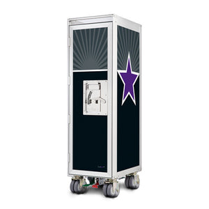 Bordbar Airplane Trolley - Star - Bordbar - Do Shop
