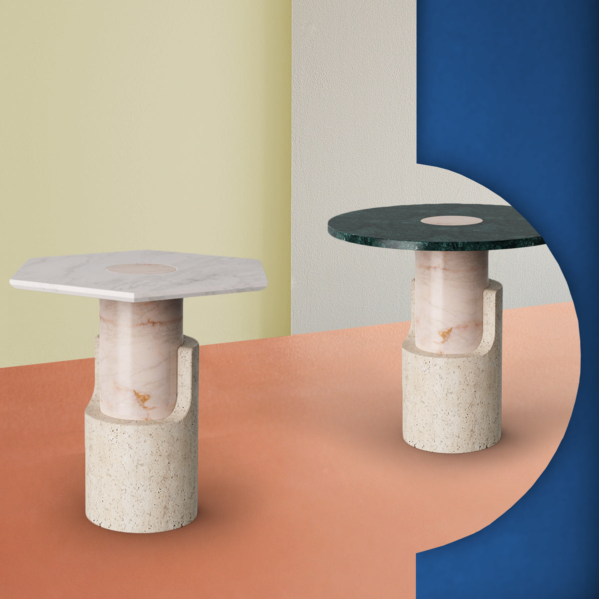 Braque Side Table by Dooq | Do Shop