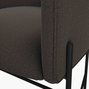 Covent Dining Chair Anthracite - New Works - Do Shop