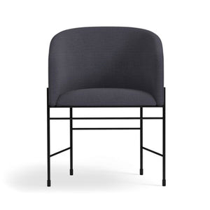 Covent Dining Chair Black Blue - New Works - Do Shop