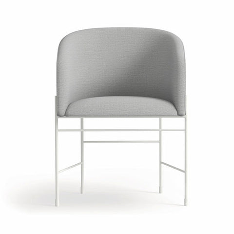 Covent Dining Chair Light Grey - New Works - Do Shop