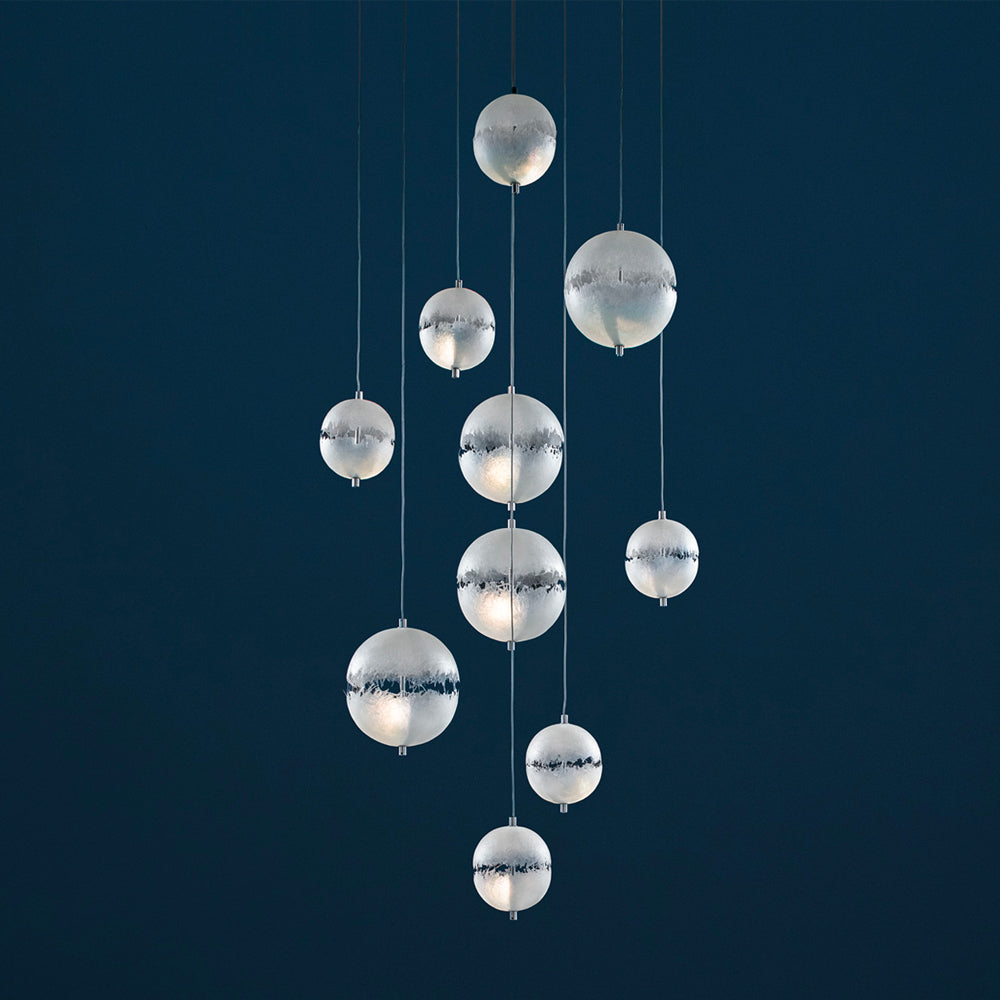 PostKrisi Chandelier by Catellani & Smith | Do Shop