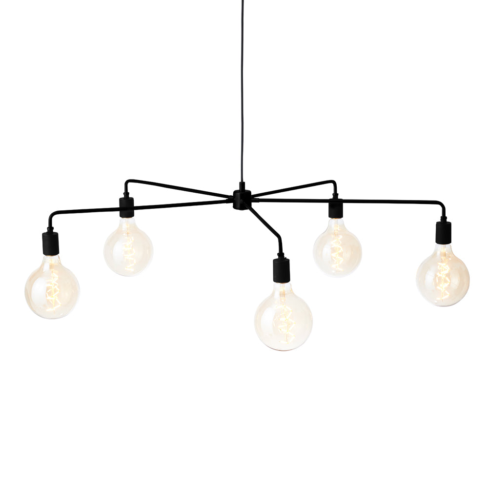 Chambers Chandelier - Black - Menu - Do Shop