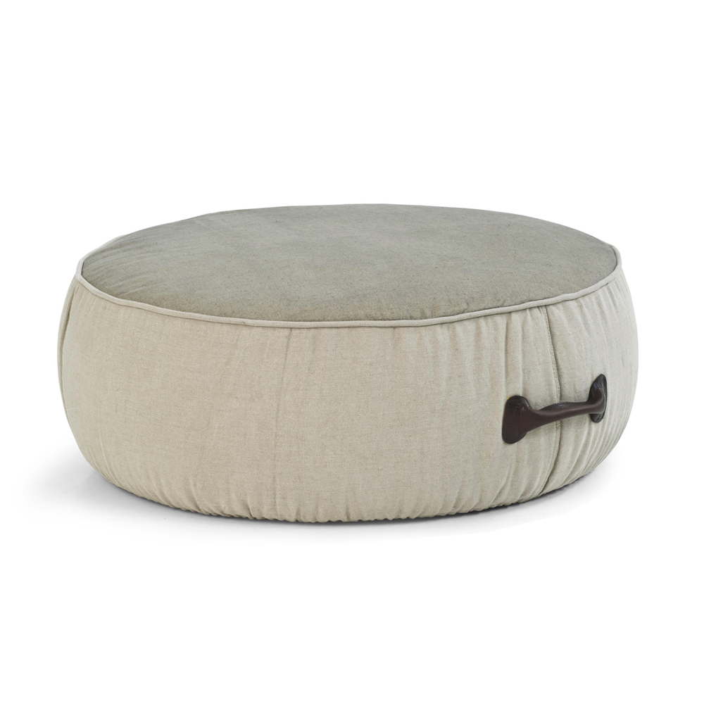 Chubby Chic Pouf Ø 100 H 35 by Diesel Living for Moroso | Do Shop