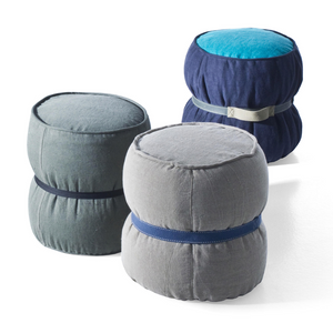 Chubby Chic Pouf Ø 45 H 45 by Diesel Living for Moroso | Do Shop