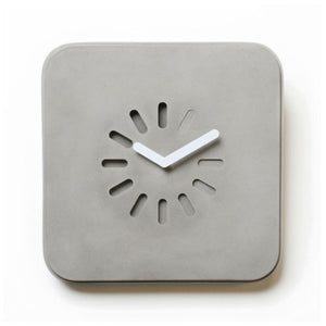 Clock - Life in Progress - Lyon Beton - Do Shop