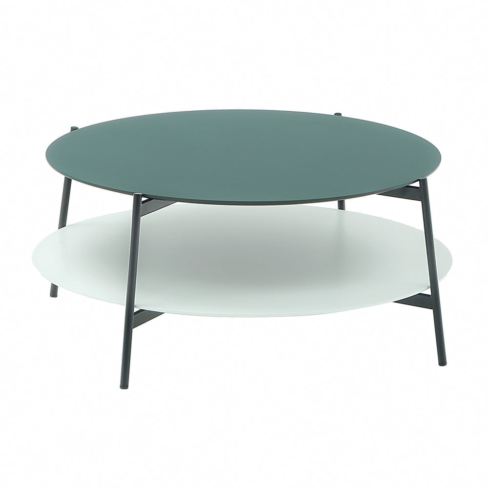 Shika Round Coffee Table  by Coedition | Do Shop