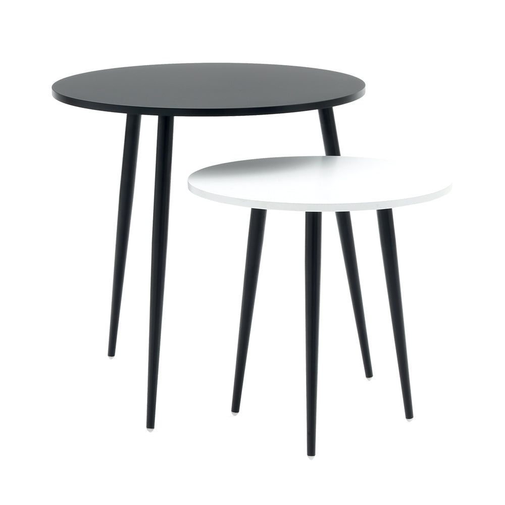 Soho Small Round Pedestal Table by Coedition | Do Shop