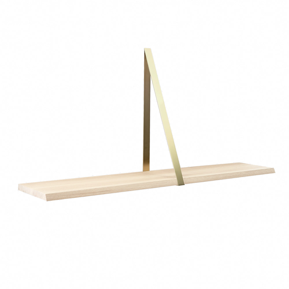 T-Square Wall Shelf in Oak by Coedition | Do Shop