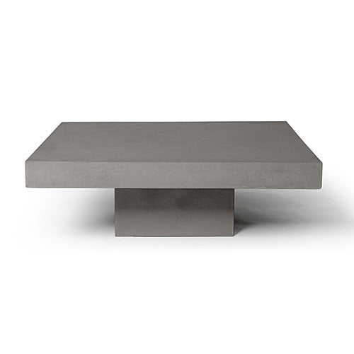 Concrete Coffee Table Square T Shaped Do Shop - T shaped conference table