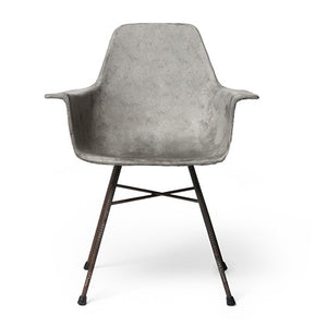 Hauteville Concrete Armchair - High - Lyon Beton - Do Shop