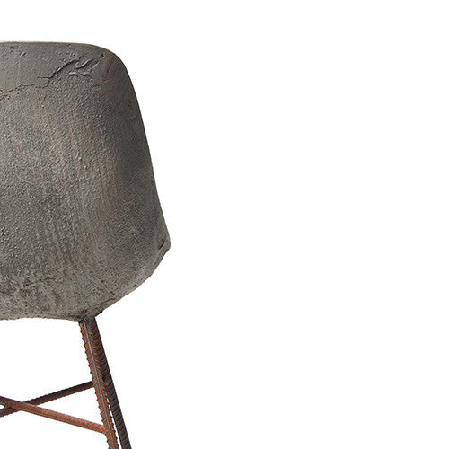 Hauteville Concrete Chair - Lyon Beton - Do Shop