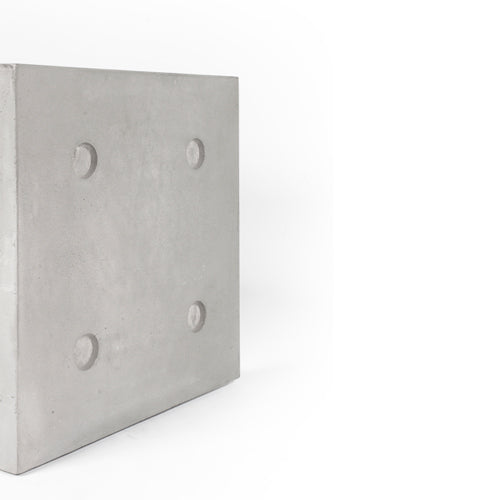 Dice Large Concrete Storage Module - Lyon Beton - Do Shop