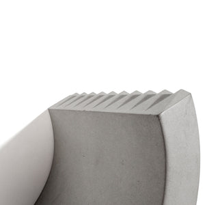 Concrete Cloud Toilet Paper Shelf - Extra Small - Lyon Beton - Do Shop