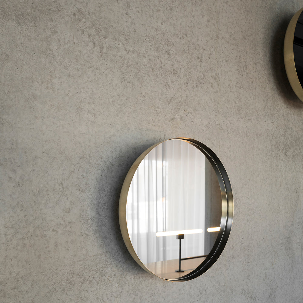 Darkly Mirror Brass - Menu - Do Shop