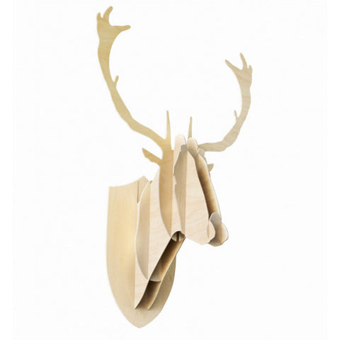 Deer Medium Trophy - Moustache - Do Shop