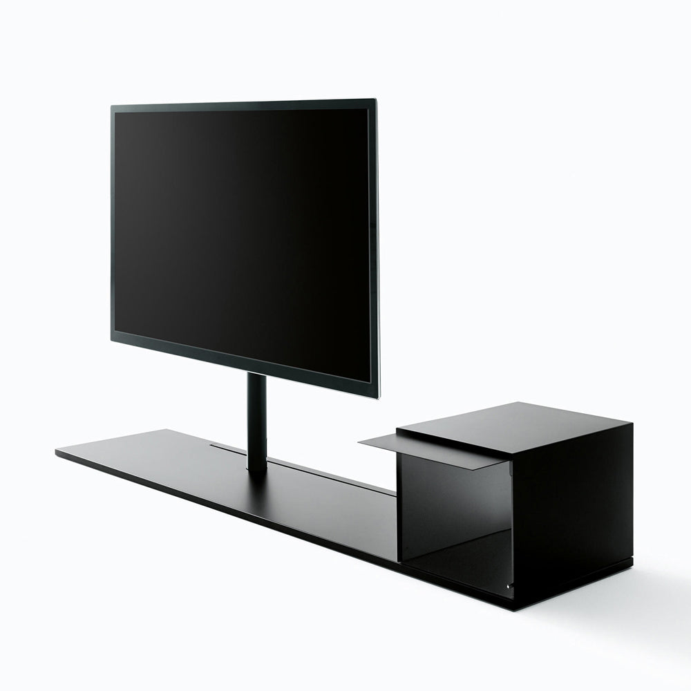 Sail TV Stand with Storage Box - Desalto - Do Shop