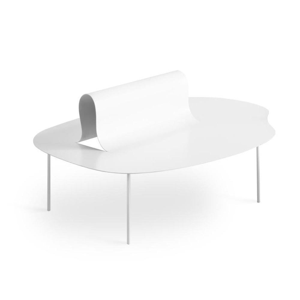 Softer Than Steel Bench - L 143 x W 115 cm - Desalto - Do Shop