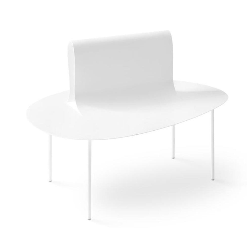 Softer Than Steel Bench - L 98 x W 89 cm by Desalto | Do Shop