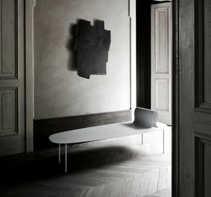 Softer Than Steel Bench - L 175 x W 69 cm by Desalto | Do Shop