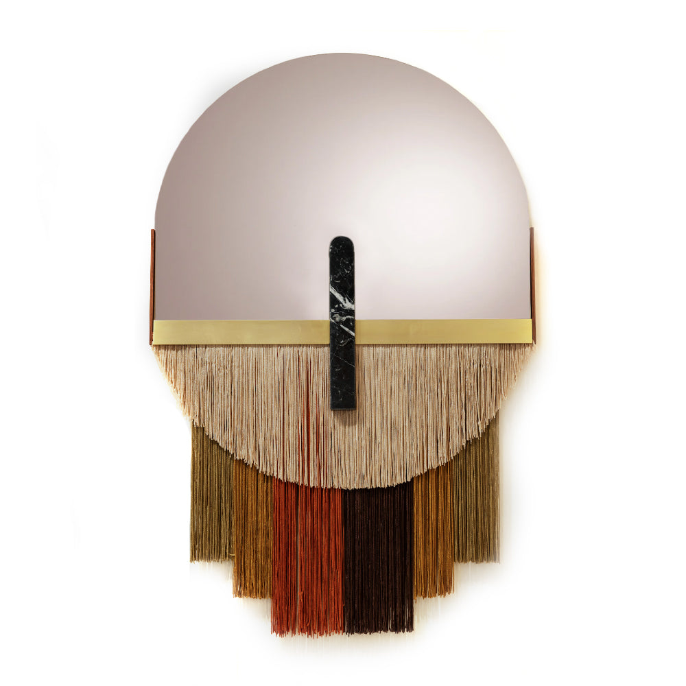 Souk Caramel Mirror by Dooq | Do Shop