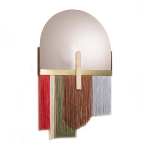 Souk Papaya Mirror by Dooq | Do Shop